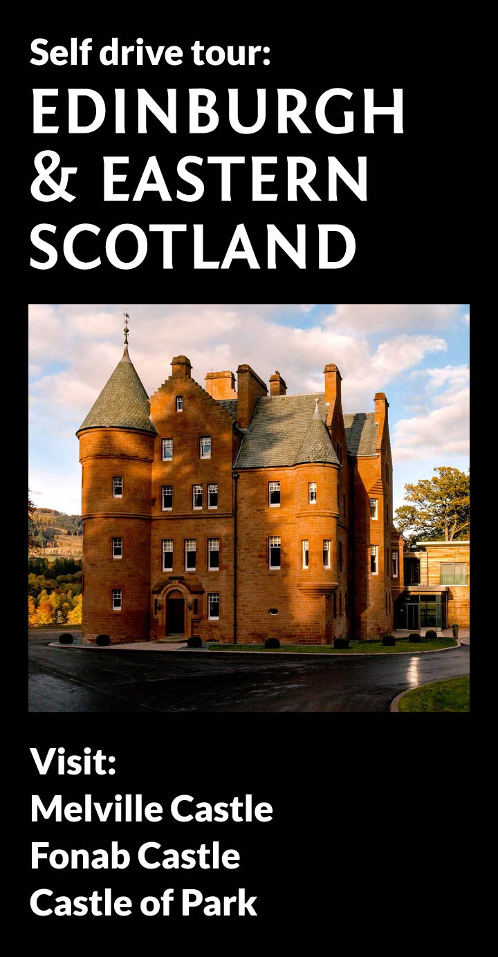 Edinburgh & Eastern Scotland Tour