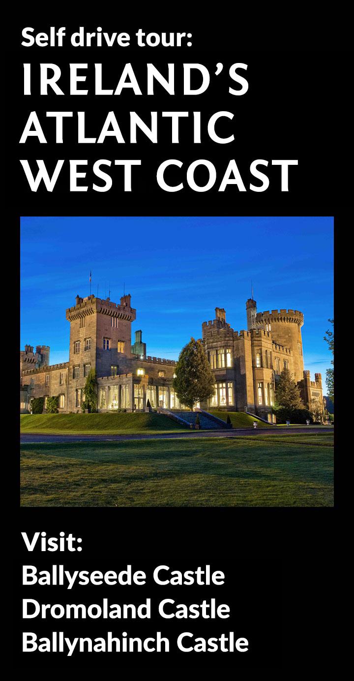Ireland's Atlantic West Coast Tour